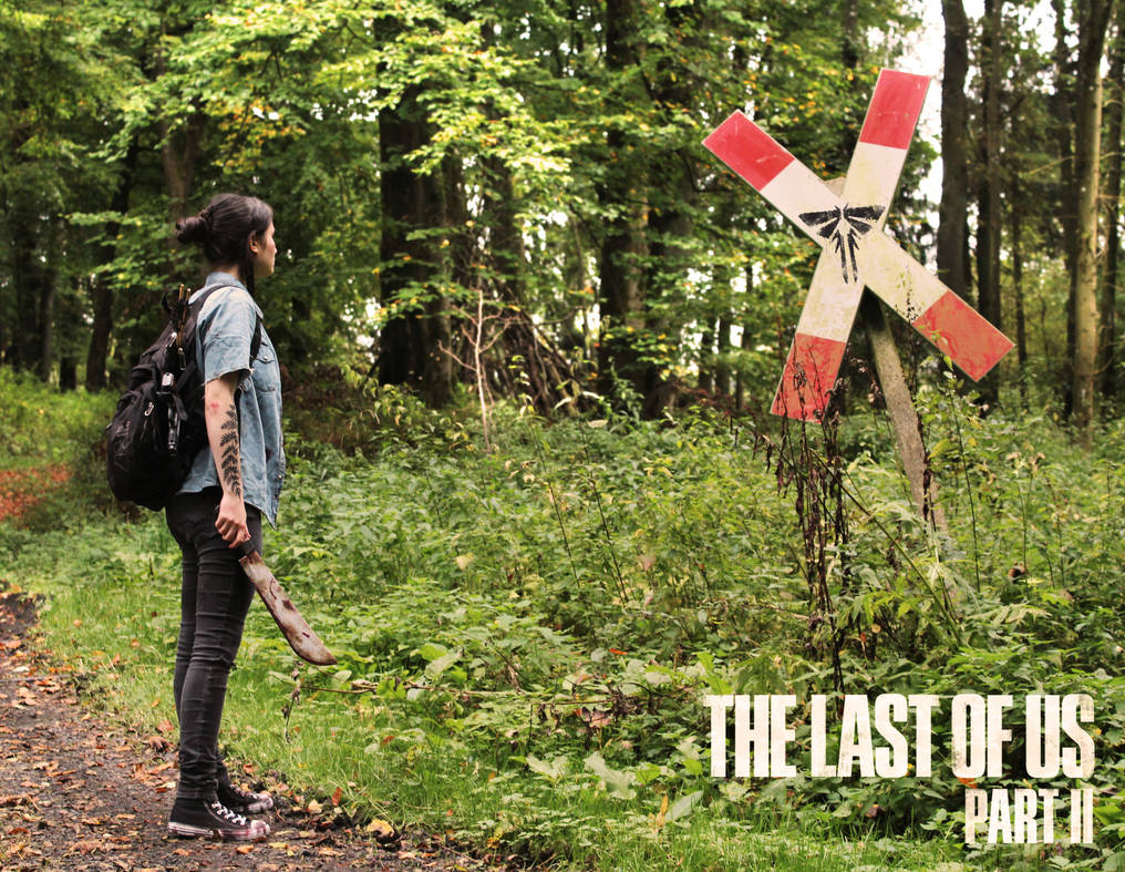 Ellie Williams Cosplay The Last Of Us Part 2 By Lessiwho