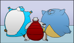 REQ - The Inflated and the Fat