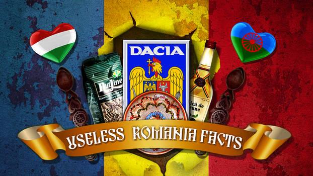 Useless Romania Facts Blog Art