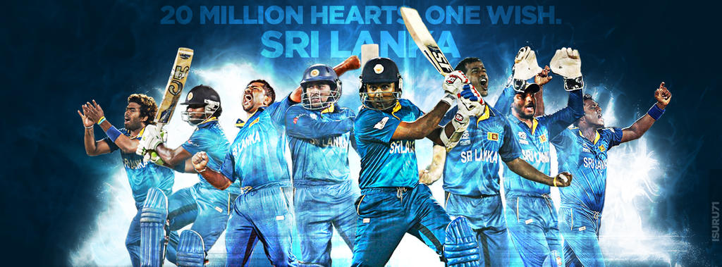 Sri Lanka Cricket #WT20 facebook cover by i-am-71 on DeviantArt