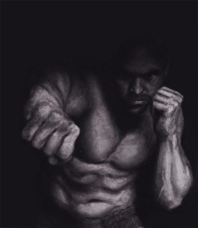 Shane Carwin UFC Heavyweight by chrisgoddard85