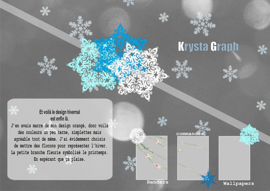 ~krysta graph~  - Page 7 Design_hivernal_by_creamia-d4daobx