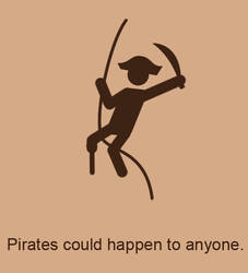 Pirates could happen to anyone