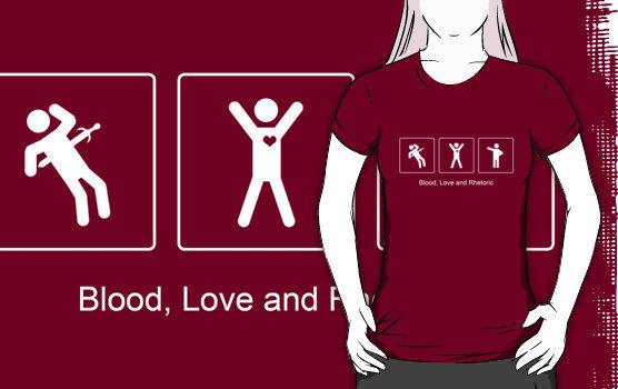 RandG Shirts Now on Redbubble