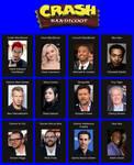 ''Crash Bandicoot'' Movie Fan Cast