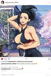 Momo Instagram