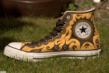 Chuck Design 'SUNSHINE' I