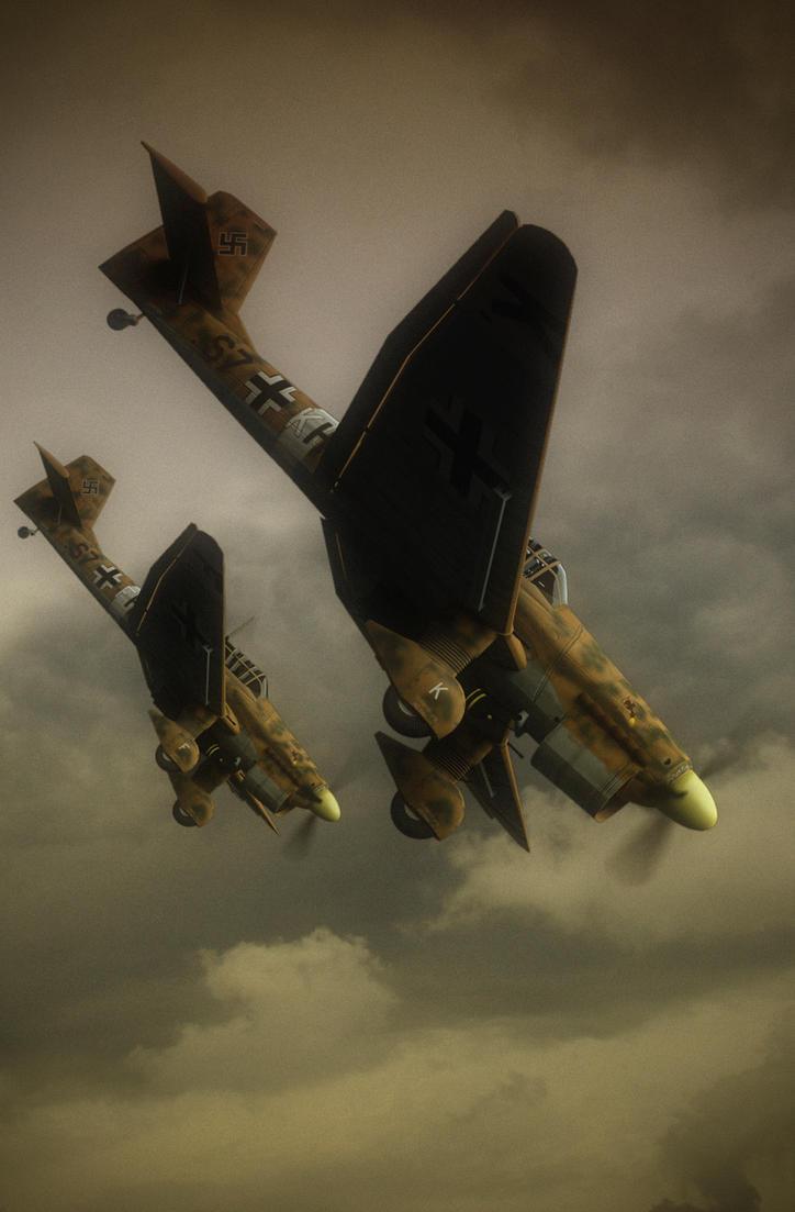 Stuka! by itifonhom
