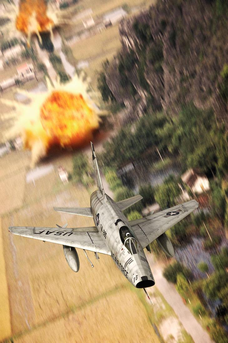Bomb Run by itifonhom