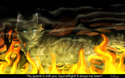 REMAKE Ashfur - Burn