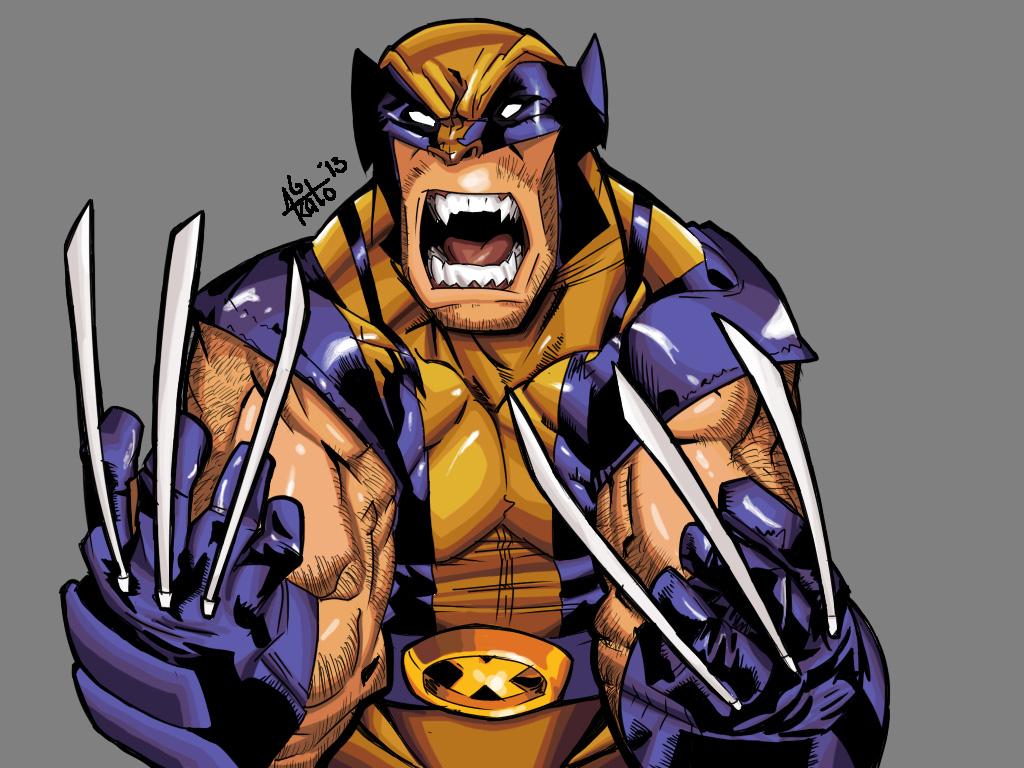 Wolverine by Akatohdz
