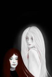 My friend, Lisa. by OcularFracture