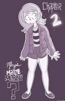 Crayzee Mayzee Chapter Two Intro Art Page by OcularFracture
