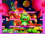 Bubble Bobble by davediamante