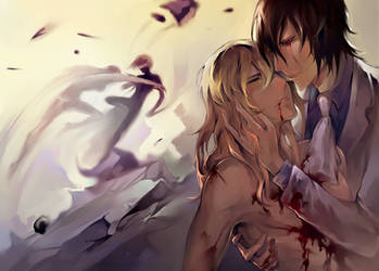 Noblesse: I did not permit you to die by Sawitry
