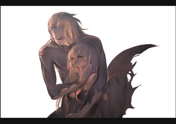 Noblesse I'm here by Sawitry