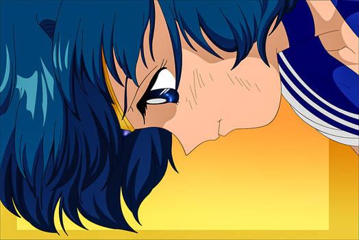 Mercury's Last Moments [Sailor Moon]