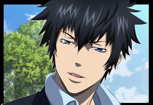 Shinya Kougami [Psycho-Pass]