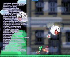 GHOST HOUSE Super Mario Setlist 6
