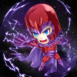 ChibiArt - Marvel - Magneto