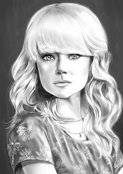 Retrato Girl
