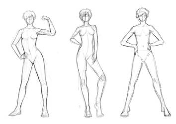 Commission: Daegann Assai Sketch