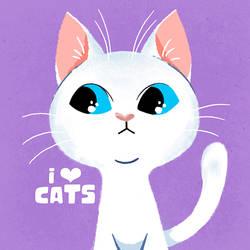 I love cats 3