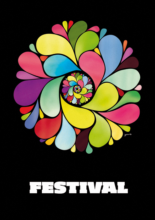 AP10 - Festival Poster by daGroove