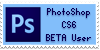 PhotoShop CS6 BETA User Stamp by Nego16