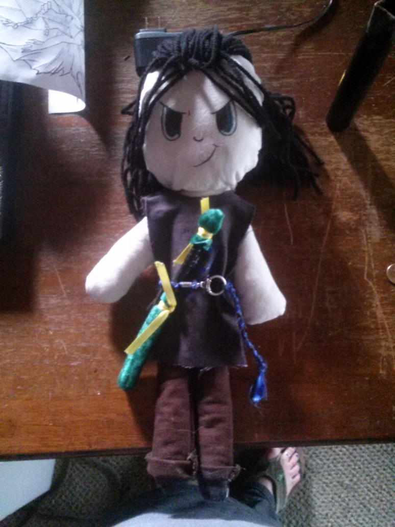 amtgard doll by LadyKaylaMckrotch