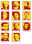 Communist portraits