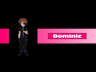 OC - Dominic