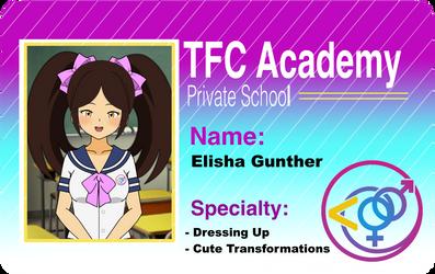 School ID - Elisha (TGFC Back To School Event)