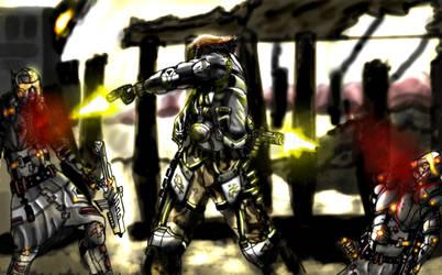 The Gunslinger by JoeCool42