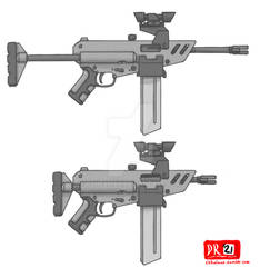 Collapsible PDW