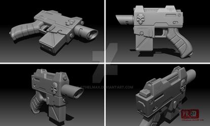 Laspistol (2021 version)