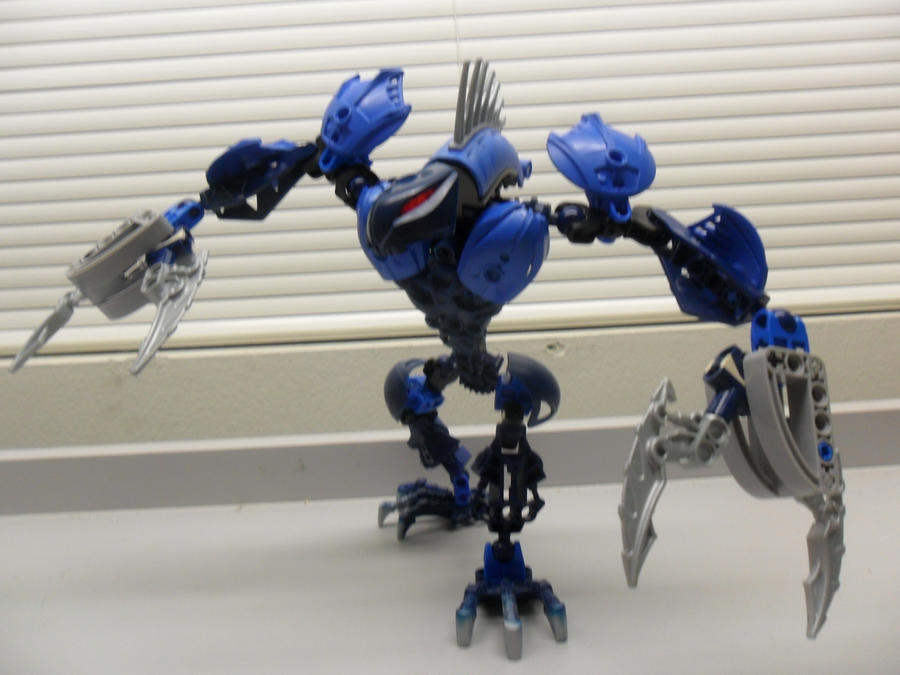 Self MOC-Arwet, The Water Claws 2 by 11garfield