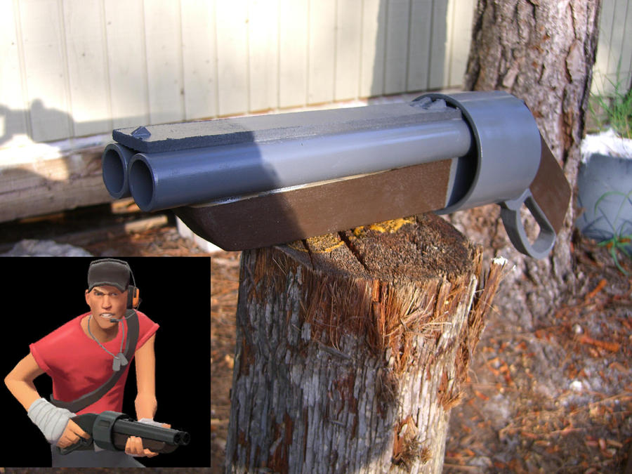 how to make a tf2 scattergun