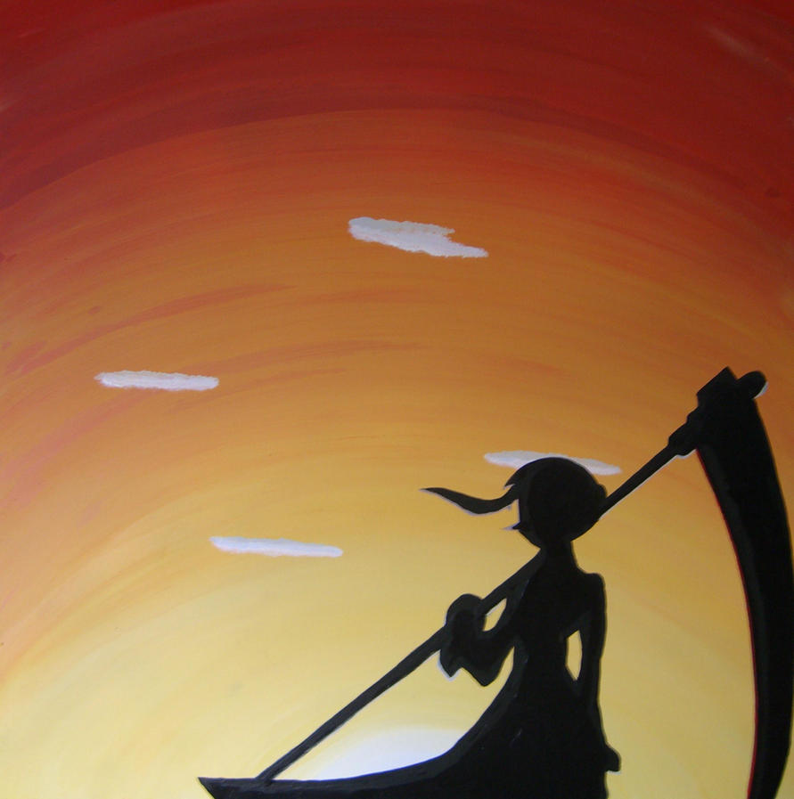 Soul Eater Sunset by Minatek616