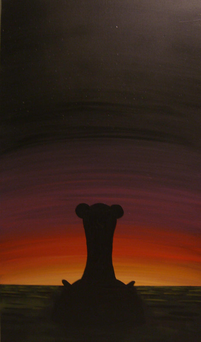 Sunset Lapras by Minatek616