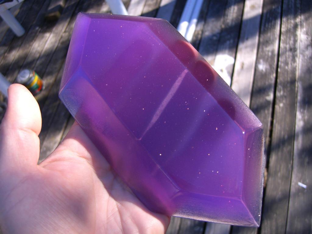 Purple Rupee by Minatek616