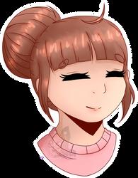[FanArt] hyanna-natsu by CharaDreamers