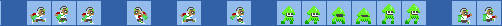 Green Splatoon Kid-Super Mario Maker by Vendily