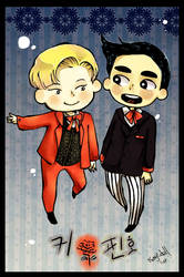 Key and Minho
