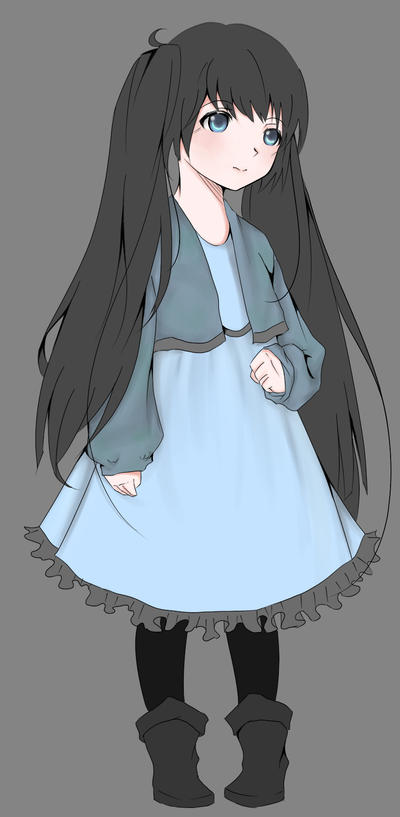 Matsuya, Yukari by Ghalory20