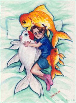 Fishy Cuddles