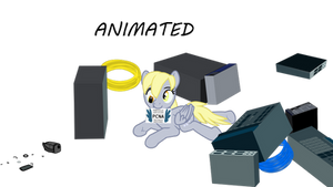 derpy hooves idle