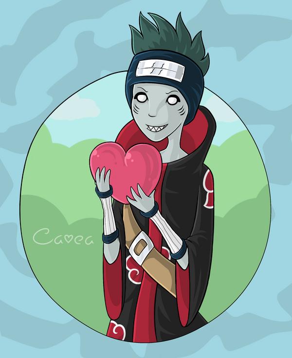 Kisame's Heart by Cavea