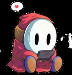 Shy Guy's DS