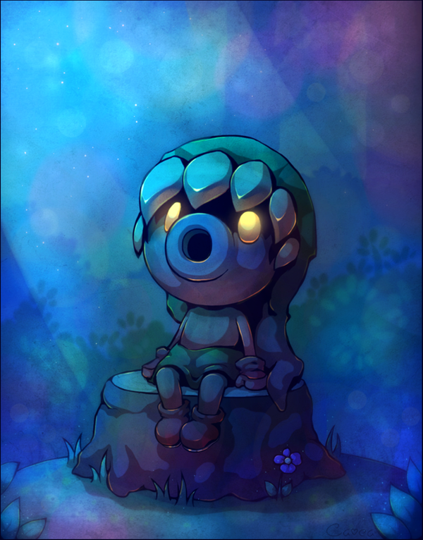 Majora's Mask by Cavea